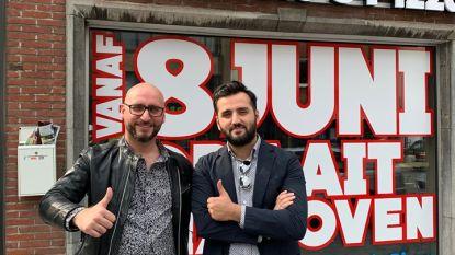 Broers openen derde vestiging van Domino's Pizza