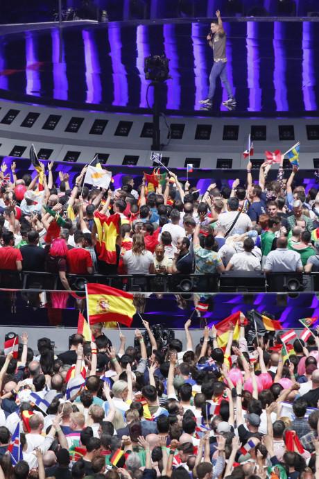 Weer een kans: tweede ronde voorverkoop kaarten Eurovisie Songfestival start morgen