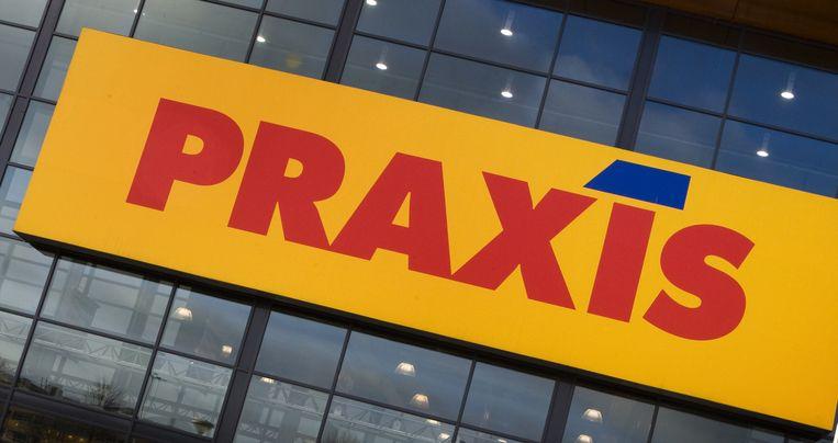 De Praxis in Ede is één van de bouwmarkten die meewerken met het onderzoek. Beeld anp