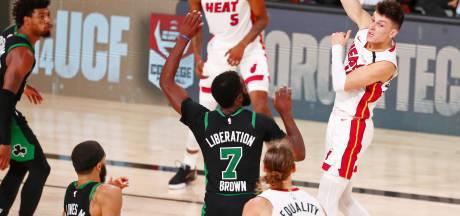 Miami Heat op 2-0 voorsprong in Conference Finals