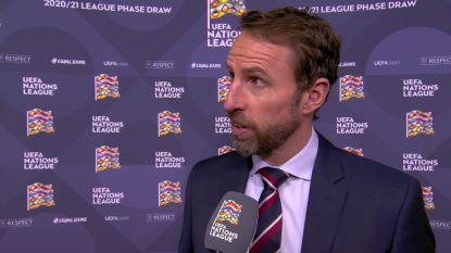 "Engelse bondscoach Southgate over Rode Duivels: ""Zelfs mijn moeder kent alle namen"""