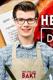 Houtense Heel Holland Bakt-finalist bakt spritsen voor FC Utrecht