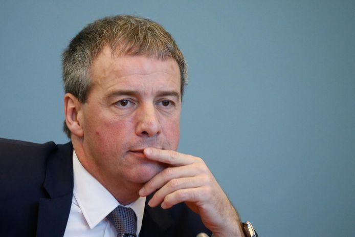 Stéphane Moreau, ancien membre du comité de direction de Nethys
