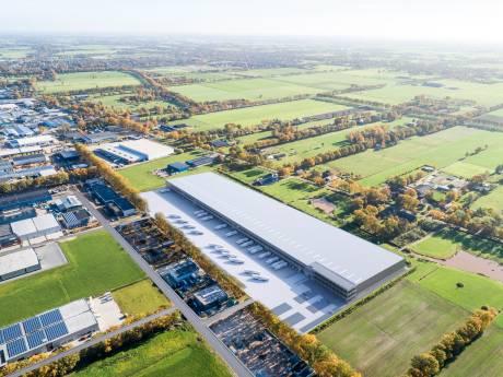 Westerman Logistics start in Nieuwleusen met bouw van immens 'warehouse'