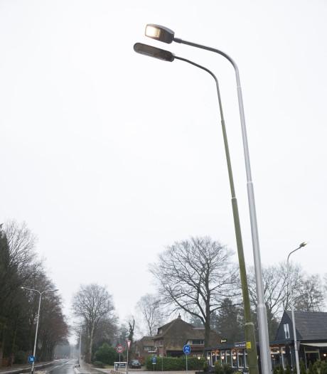 Politie pakt vier lantaarnpaaldieven in Apeldoorn