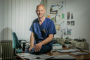 """Geert Meyfroidt, intensivist: """"We verzorgen in ons ziekenhuis nog patiënten van eerste golf"""""""