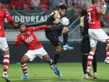 Gelijkspel AZ ondanks slotoffensief tegen tien man Antwerp