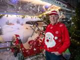 Zo ziet de imposante kersttuin van Hengeloër Gerrit (77) eruit
