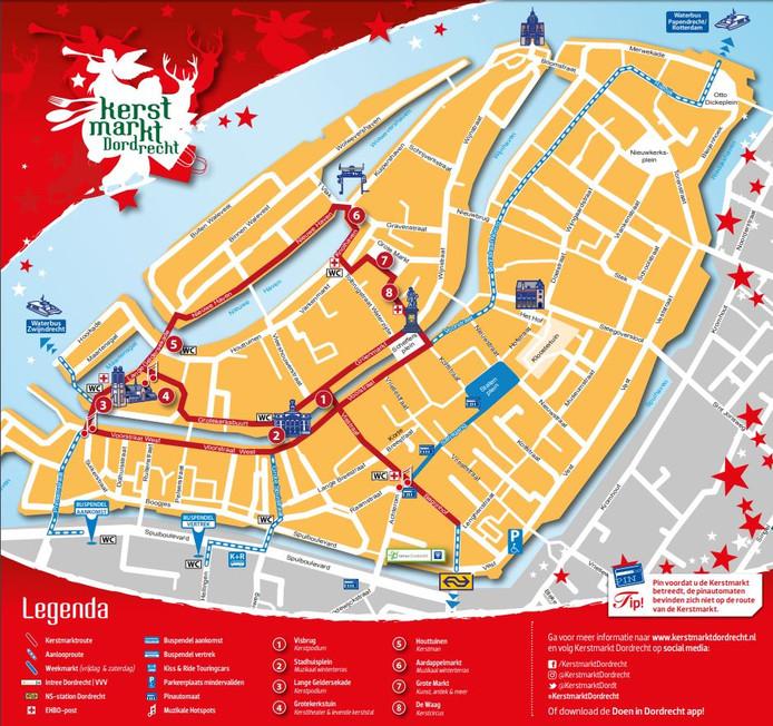 Kerstmarkt 2018 In Dordrecht Dit Is Er Te Doen Kerstmarkt In