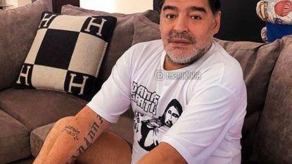FT buitenland 07/08. Maradona haalt uit naar Argentijnse pers - Ronald De Boer terug bij Ajax