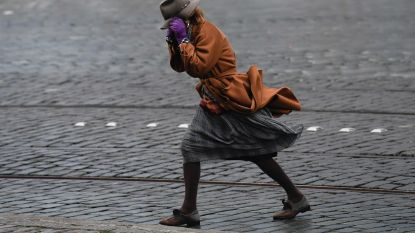 Storm Friederike maakte negen doden in Europa