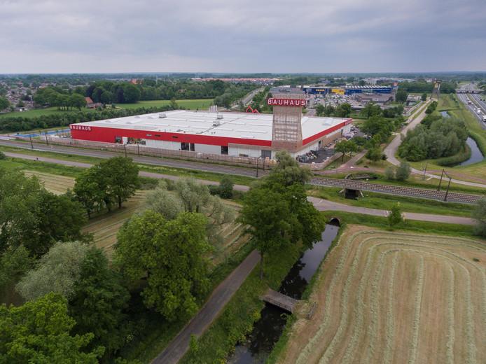 Er zijn al meer vestigingen van Bauhaus in Nederland, zoals deze in Hengelo.