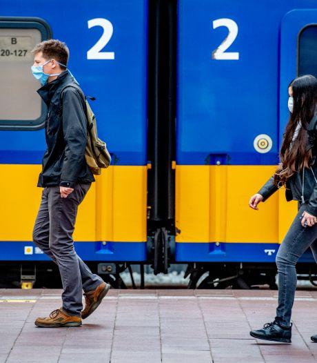 NS: treinen rijden weer nadat beschadigde spoorbrug de boel belemmerde tussen Zwolle en Leeuwarden