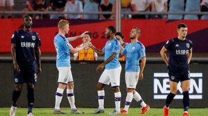 Football Talk. Ruime zege voor City, assist De Bruyne - Anderlecht vreest comeback Kompany voor leeg stadion