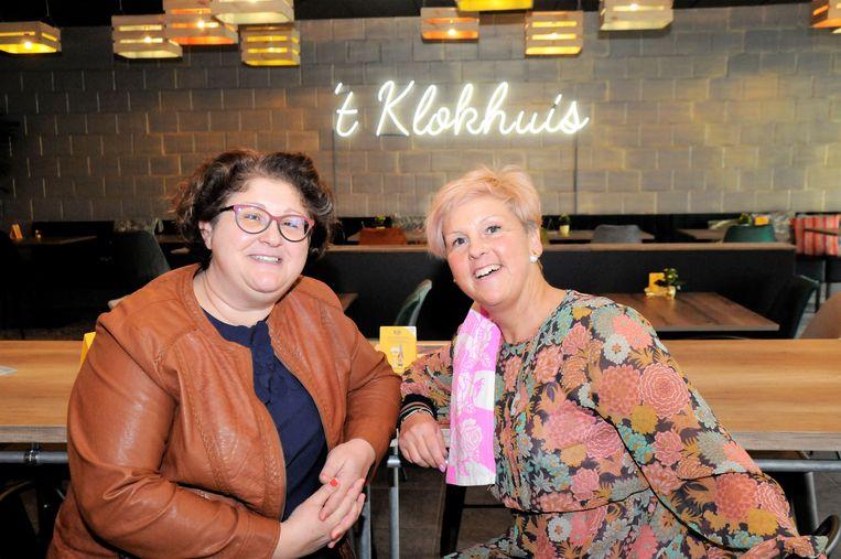 Machteld en Ansfriede starten met veel enthousiasme aan een nieuw avontuur met Bistro 't Klokhuis.