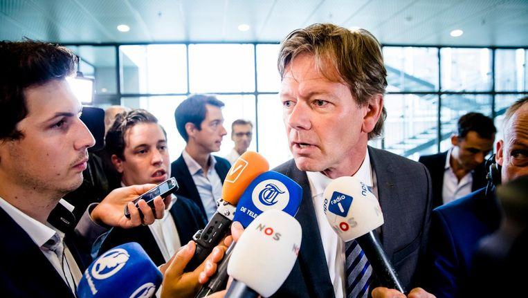 'We moeten sneller duidelijkheid geven en kinderen niet nog een half jaar in onzekerheid laten,' aldus Joël Voordewind. Beeld anp