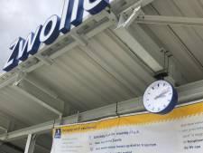 Amper klachten: NS en Rover tevreden over spooronderhoud in Zwolle
