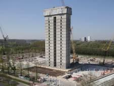 Nieuwbouw RIVM schiet 76 meter de lucht in langs A27