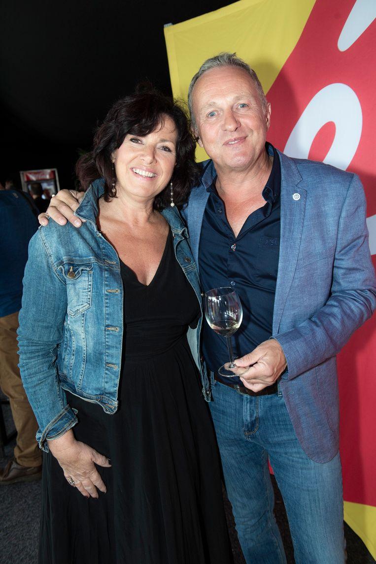 Annick Segal en Ben Van Ostade.