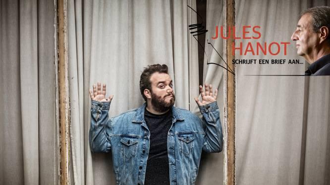 """Jules Hanot schrijft een brief aan Jens Dendoncker: """"Niemand beheerst beter de kunst om met zichzelf te lachen dan jij"""""""