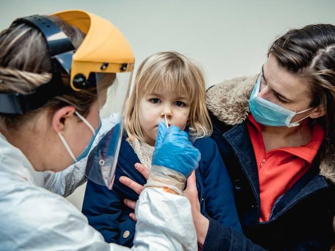 Besmettingen bij jonge kinderen stijgen met 84 procent