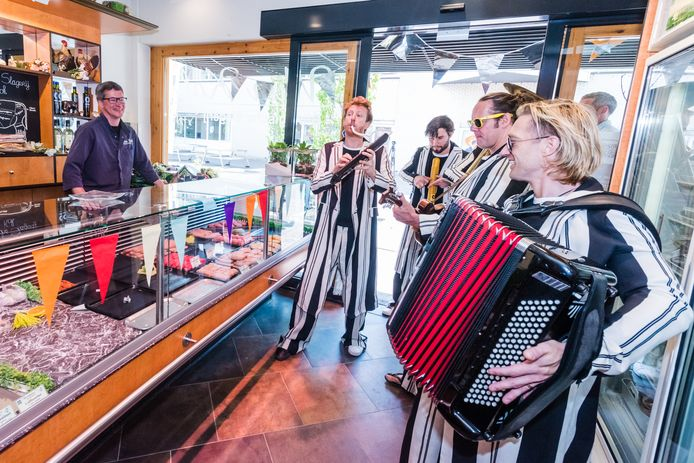 Biologische slagerij Wim Kok