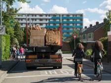 Nog geen oplossing voor houtwagens Harderwijk