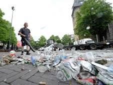 Voorlopig nog geen boetes voor wegwerpplastic in Schiedam