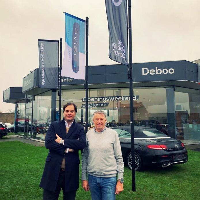 Garage Deboo is nu een multimerkengarage.