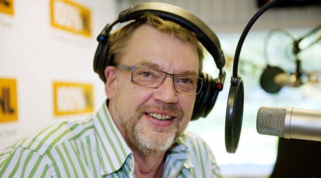 Henk Westbroek. ©ANP
