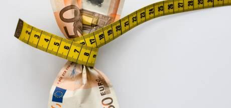 Door 'gure wind' in het buitenland valt economische groei terug