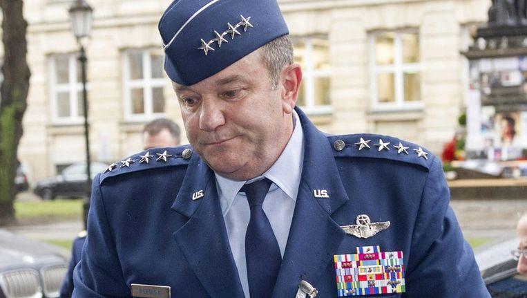 Generaal Philip Breedlove.