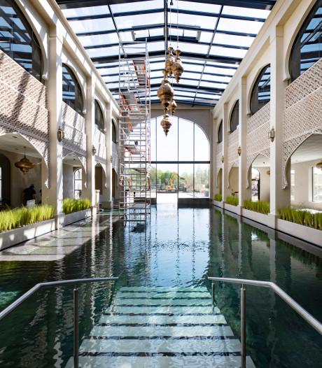 Hotels profiteren van nieuw saunacomplex Thermen Berendonck: 'Mensen raken enthousiast'