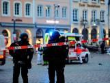 Terreinwagen raast door voetgangersgebied Trier: vijf doden