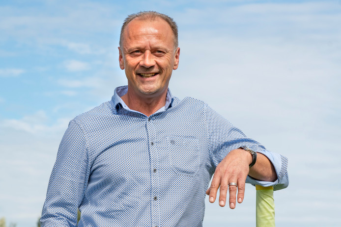 Taxandria-trainer Edwin Verheijen