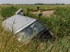 Twee ongevallen vlak na elkaar op de Wagenbergsebaan in Terheijden