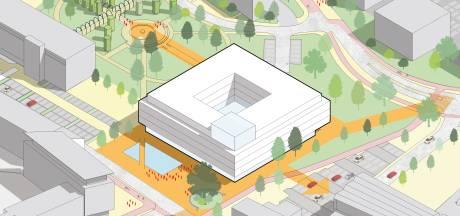 Nieuwe stadhuis in Helmond krijgt een gezicht