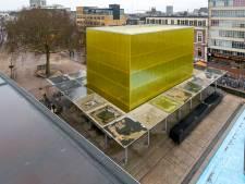 Hoe de Gele Kubus in Arnhem een lege doos bleef