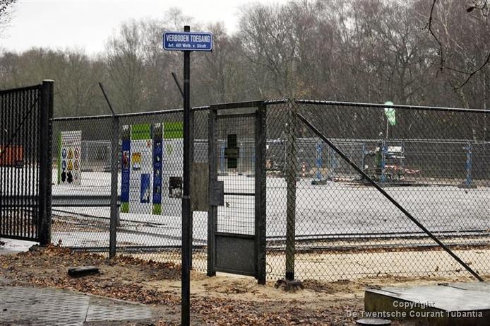 Aan de boortorenweg in Hezingen zou in elk geval geen afvalwater meer worden geinjecteerd.