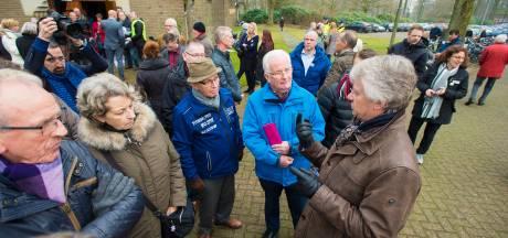 Berends zet ondanks vertrek nog boom bij azc in Apeldoorn