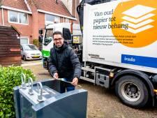 Waarom Capelle afvaloverlast wil aanpakken met bloemenperkjes en spiegels naast vuilcontainers