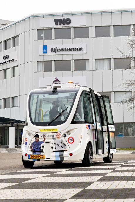 Ook Automotive Campus Helmond naar Boekhoorn