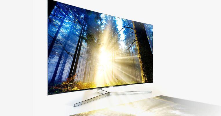 De Samsung SUHD tv met quantumdots