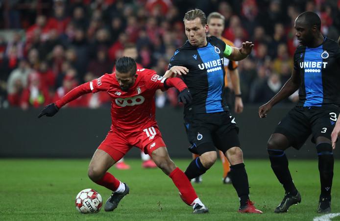 Ruud Vormer verspeelde met Club 2 punten.