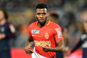 (FILES) In this file photo taken on March 31, 2018 Monaco's French midfielder Thomas Lemar gestures during the French League Cup final football match between Monaco (ASM) and Paris Saint-Germain (PSG) at The Matmut Atlantique Stadium in Bordeaux, southwestern France on March 31, 2018.  French World Cup star Thomas Lemar looks set to quit Monaco and join Atletico Madrid, the two clubs revealed on June 12, 2018. / AFP PHOTO / Nicolas TUCAT