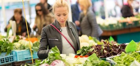 Weekmarkt Losser vervroegd vanwege hitte