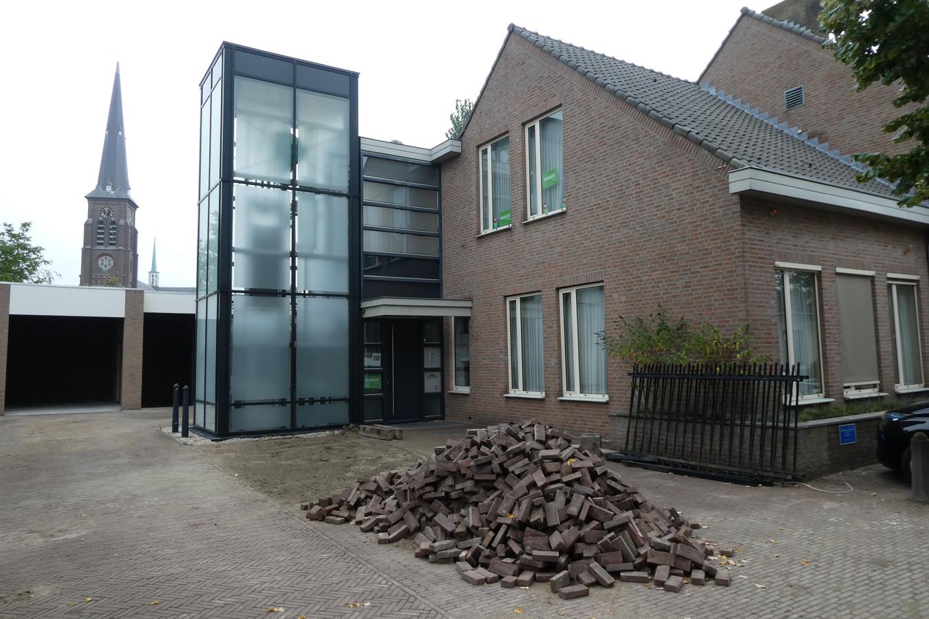Het medisch centrum in Liempde biedt straks aan veel meer functies onderdak voor eerstelijns zorg en welzijn.