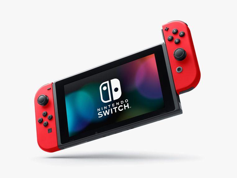 Nintendo Switch. Beeld