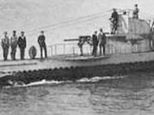 Bijna intacte duikboot gevonden in Belgisch deel Noordzee