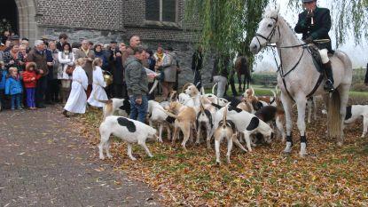 Traditioneel Sint-Hubertusfeest houdt stand